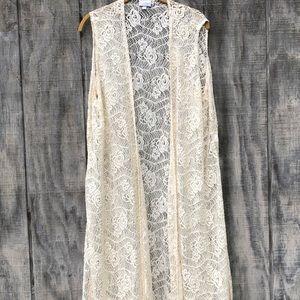 LuLaRoe Joy Vest